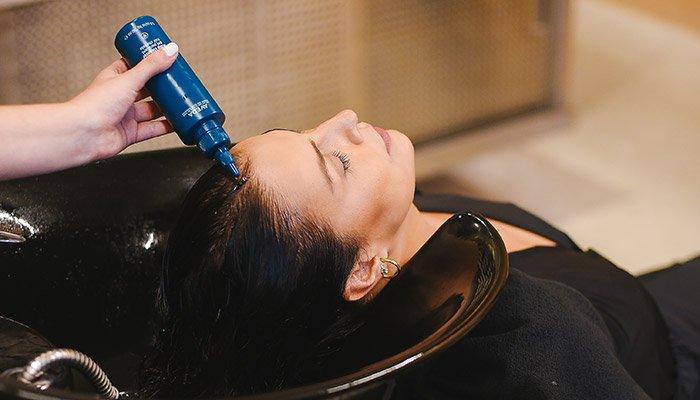 Tratamento para couro cabeludo Aveda Pramasana